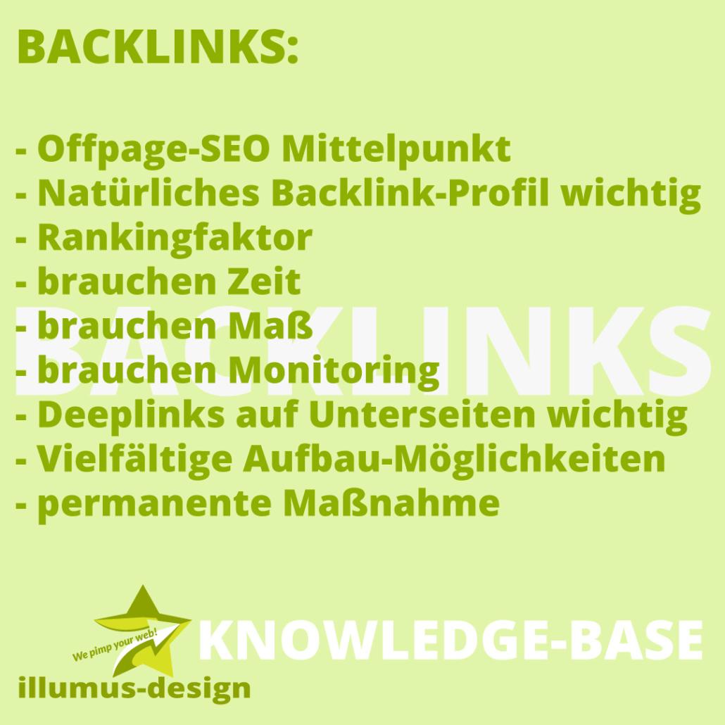 Definition Backlinks - illumus-design Knowledge-Base